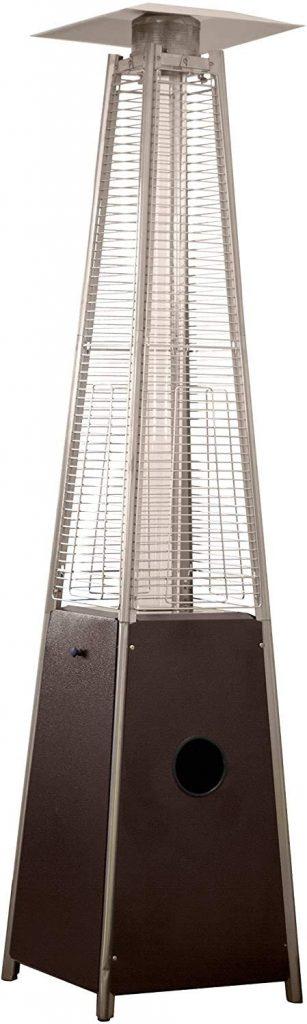 best pyramid patio heater
